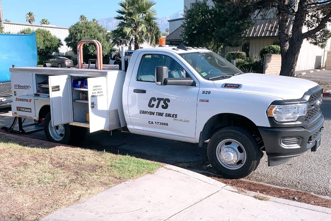 CTS Service Truck